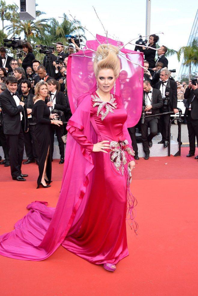 Elena Lenina au Festival de Cannes 2016
