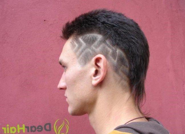 Мужские стрижки с рисунками - http://popricheskam.ru/106-muzhskie-strizhki-s-risunkami.html. #прически #стрижки #тренды2017 #мода #волосы