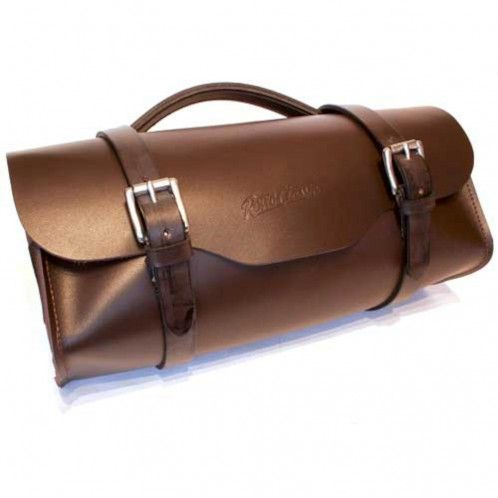 Brown Leather Tool Bag