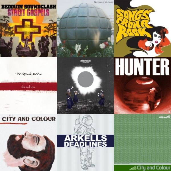 A retrospective collection of Dine Alone Records' early releases, dating 2005 - 2009 via Rdio!