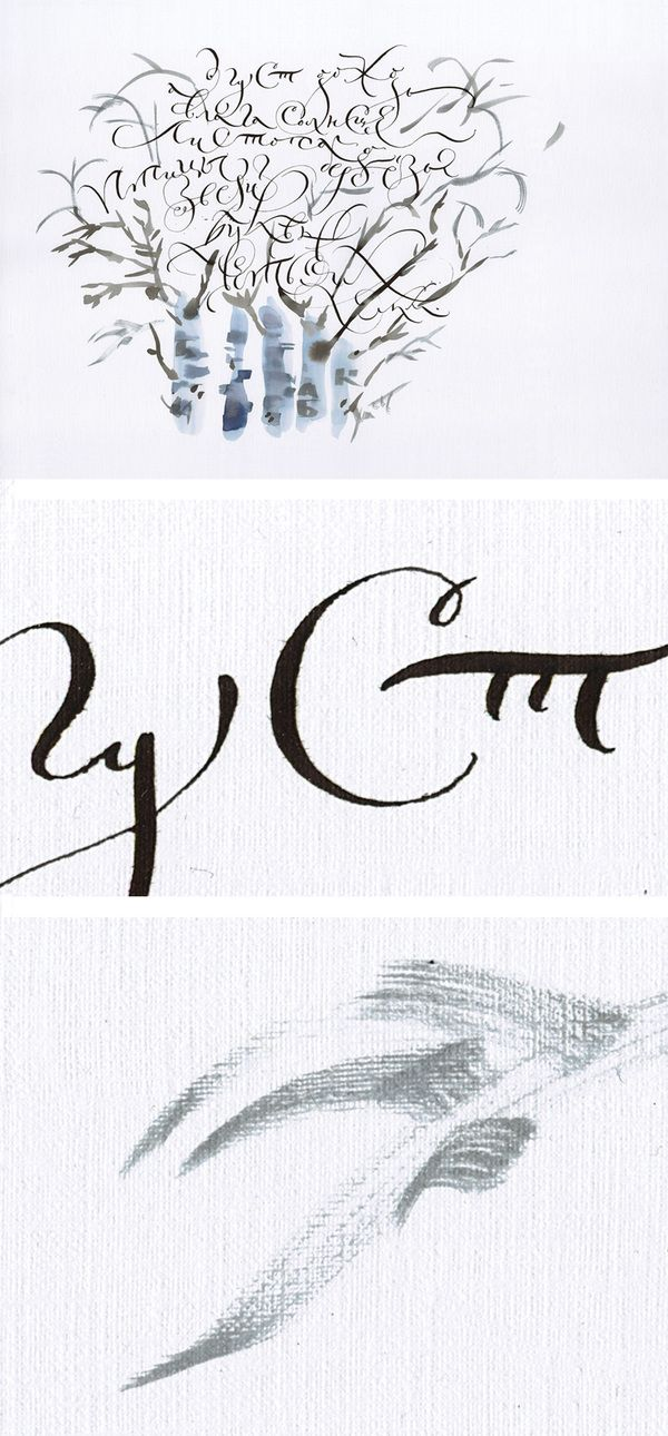 Artworks for calligraphy & typography festivals. on Behance