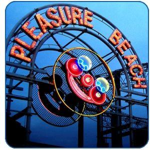 Have had lots of fun on Blackpool pleasure beach over the years