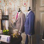 Foto: die bahrnausen  #TheBloke #Hochzeitsanzug #Hochzeitsoutfit #Maßanzug #Maßkonfektion #Bräutigam #Hochzeitsmesse #BubeDameHerz #Düsseldorf
