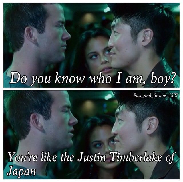 The Fast and the Furious: Tokyo Drift...