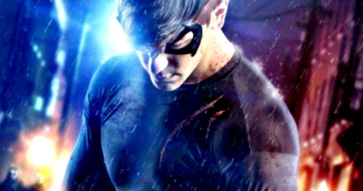 Teen Titans Live-Action TV Show Is Coming in 2018 -- Arrow producers Greg Berlanti, Sarah Schechter and Geoff Johns are teaming with Akiva Goldsman on a live-action Titans series. -- http://tvweb.com/teen-titans-tv-series-live-action-release-date-2018/