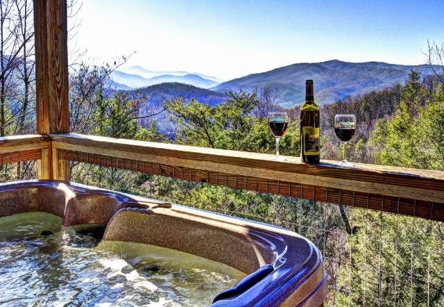 51 best images about one bedroom cabins on pinterest for Romantic big bear cabins