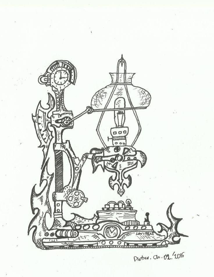#lamp #steampunk #hobby