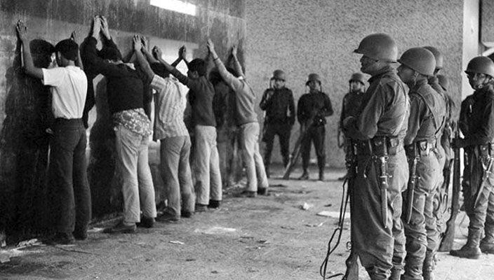 Recordando La Matanza De Tlatelolco