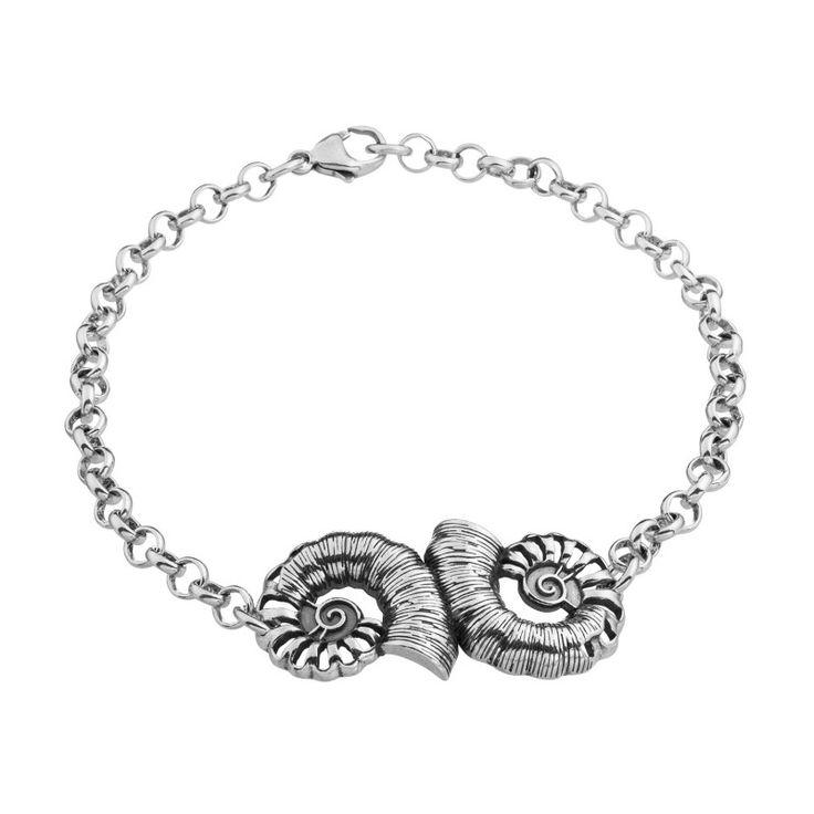 Kalevala Koru / Kalevala Jewelry / Evolution series by Nightwish bracelet / Silver