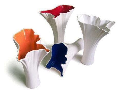 Dutch flower vase