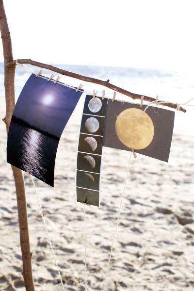 volle maan kaarten