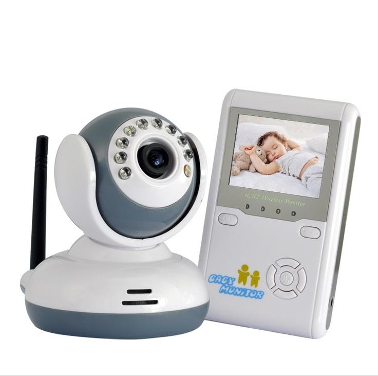 Baby video sorveglianza con Night vision. | FashionTechnoToys
