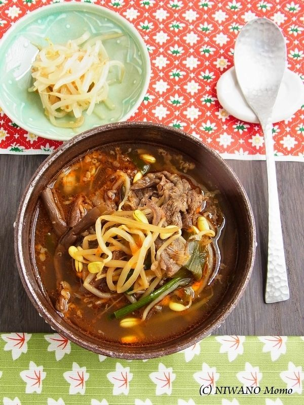 体の芯から温まるねホッとHOTな韓国料理のおすすめレシピ