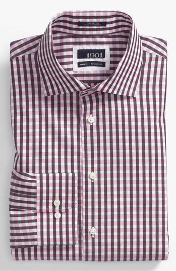 #1901                     #Tops                     #1901 #Trim #Dress #Shirt #Pink #17.5 #32/33        1901 Trim Fit Dress Shirt Pink 17.5 - 32/33                                   http://www.snaproduct.com/product.aspx?PID=5316407