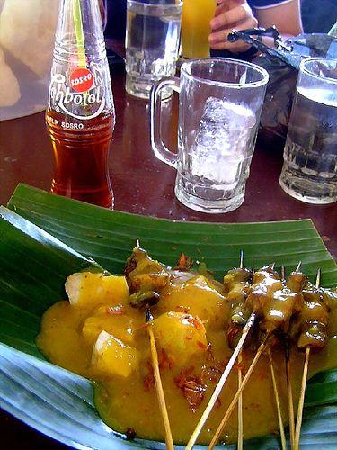 Sate Padang Mak Syukur by namidub, via Flickr