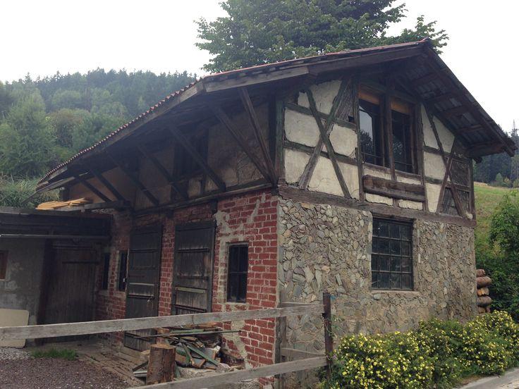 House Lyseciny Valley