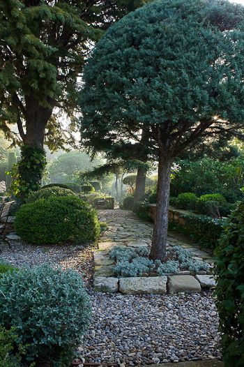 Garden Designed by Nicole de Vesian, Provence, France
