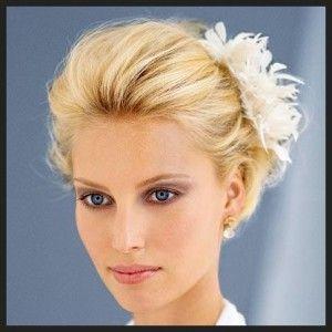Halflang haar fotos - Bruidskapsels - Mooie Trouwkapsels van 2013
