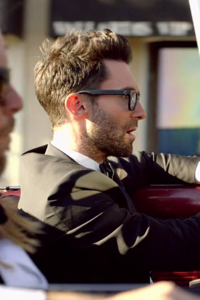 Adam Levine - Sugar video