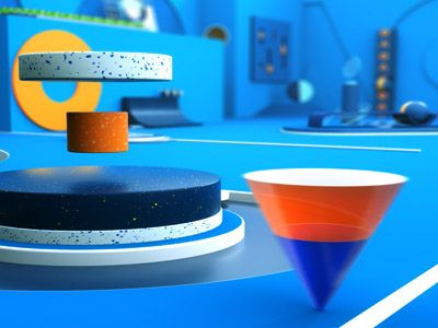 can finally show all the work that was done for the Australian open 2017 re brand.First up is the 30 second ident spot. I worked on the TVC and later worked on idents that would be used for screen...