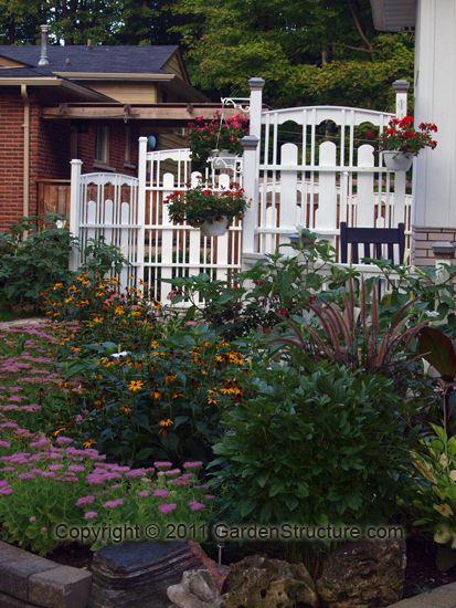 Garden Privacy Screen