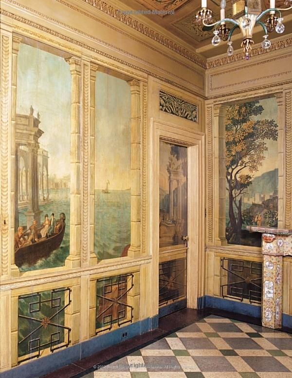 117 best antique wall scenes / framed images on pinterest