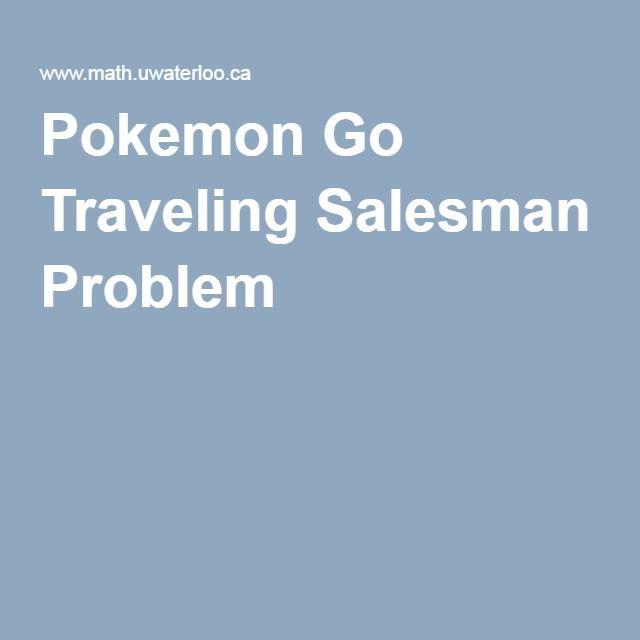 traveling salesman problem variations