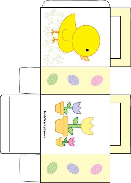 109 best springeaster printables images on pinterest easter printable box negle Choice Image