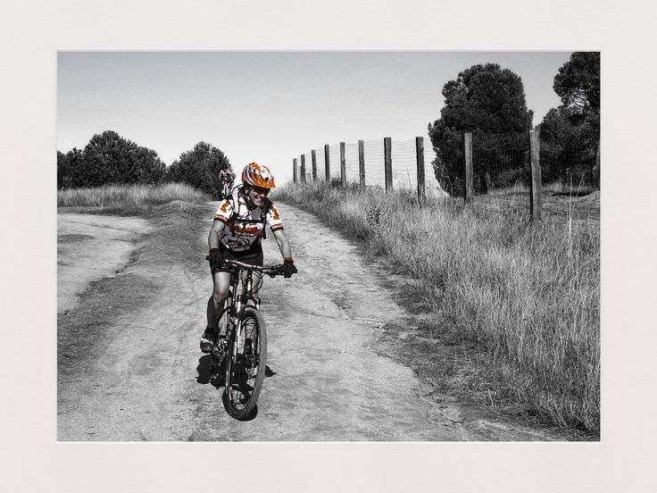 Mostoles. Mountain bike en Guadarrama ... Oct 2013