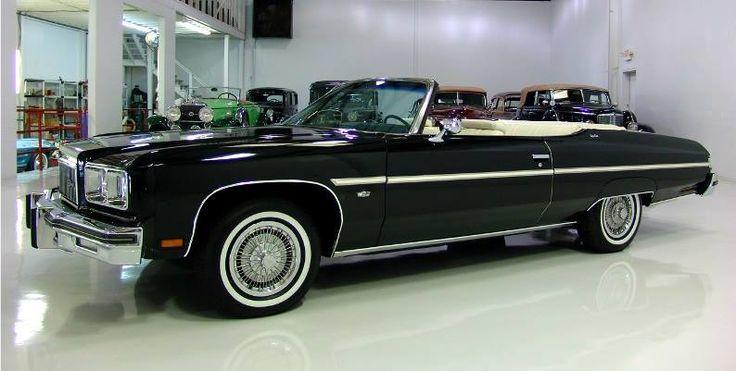 1975 Chevy Caprice Classic Convertible Impala Amp Caprice
