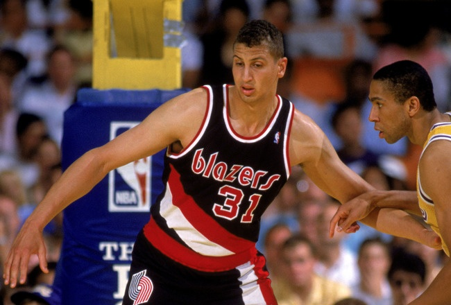 Sam Bowie - No. 2, Portland Trail Blazers, 1984     When not being dunked on by Larry Nance, Kentucky's Bowie is a serviceable NBA player (10.9 ppg, 7.5 boards) during his 10-year career. But the Trail Blazers will always lament selecting him with the No. 2 pick in the 1984 draft. Why? A player by the name of Michael Jordan goes next to the Chicago Bulls.  Could've had: Michael Jordan (#3), Sam Perkins (#4), Charles Barkley (# 5), Alvin Robertson (#7), Otis Thorpe (#9), John Stockton (#16)