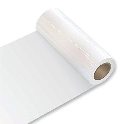 """Your Design Klebefolie - Oracal 651 - 63cm Rolle - 5m (Laufmeter) - Weiss, Glänzend Autofolie Möbelfolie - Selbstklebend + Gratis """"yds"""" Rakel, 071-g-63cm-631_1-5m_23-2"""
