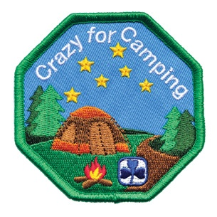 Crazy For Camping