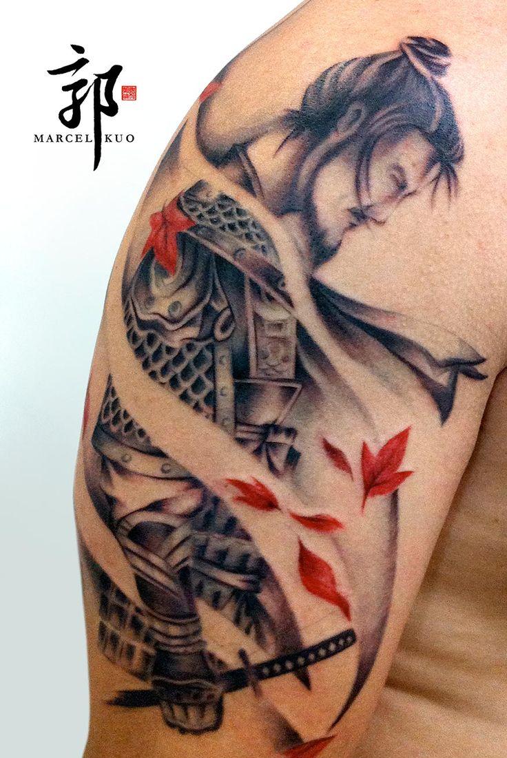 Love loyalty tattoo designs - Samurai Of The Wind Alex Pinterest Samurai E Tatuagem