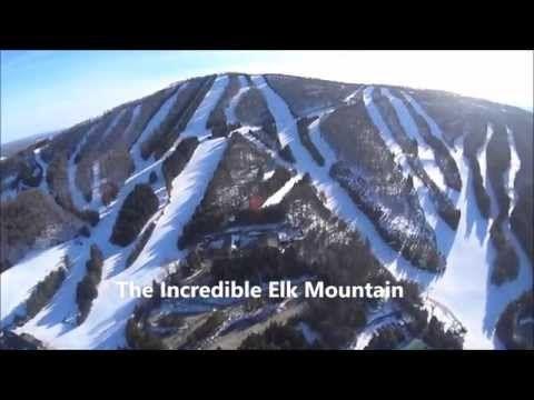 Elk Mountains. PA.
