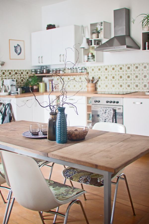 42 best Küche images on Pinterest Beautiful kitchens, Dining rooms