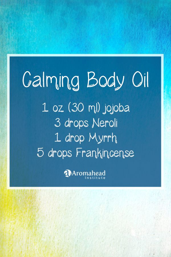 Learn how to make your own body oils like this one in our free Introduction to Essential Oils course! Sign up here: http://aromahead.com/courses/online/introduction-to-essential-oils