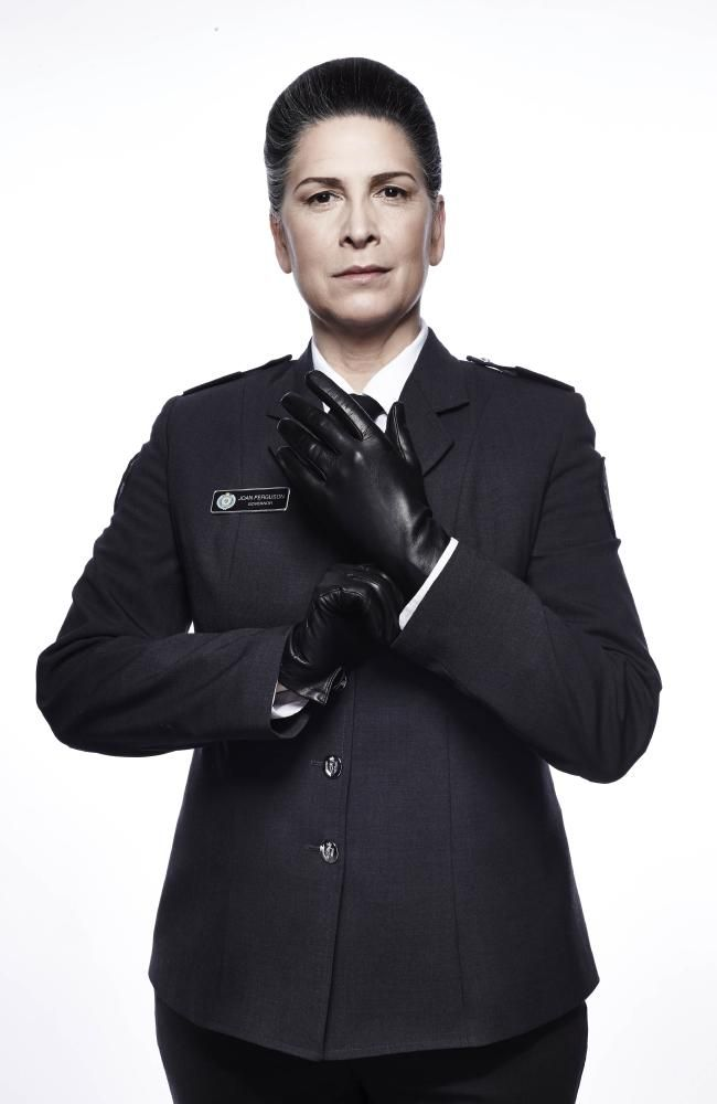 WANTED: One prison governor who can disarm electrocution devices, efficiently kill an inmate and stage it as a suicide, steal a dying woman's pain meds, and still peel off her black leather gloves with a satisfied snap at the end of the day.