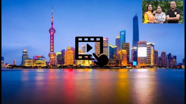 #Shahedsazia#  Video Beautiful Shanghai city in china by #Shahedsazia#