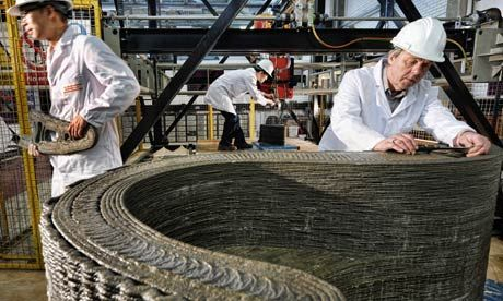 Pioneering new materials and methods such as self-healing bioconcrete, 3-D concrete printers and a new generation of solar polymers will help construction become more sustainable. Check the Guardian Article.