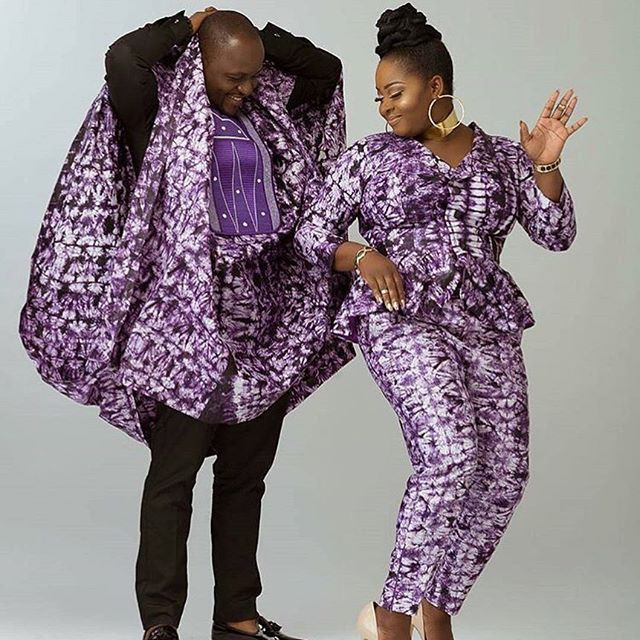 Check out this Kampla Fabric: Rock Lovely Styles - DeZango Fashion Zone