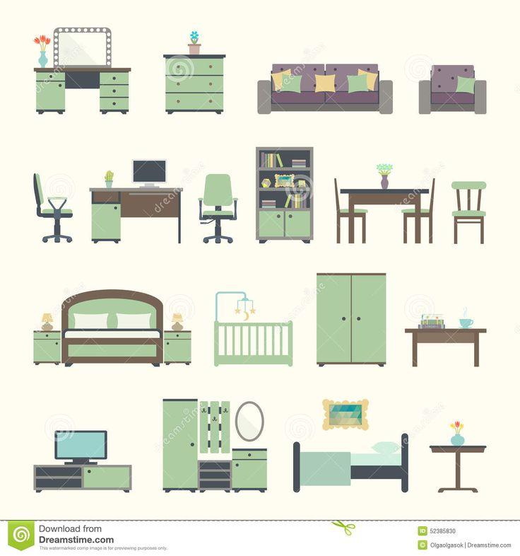 34 beste afbeeldingen van plattegronden kleuterschool for Muebles en polan