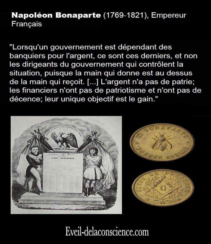 La Franc - maçonnerie en France - Mr Bonaparte