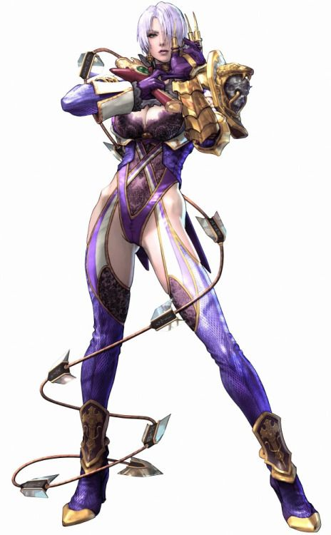 Isabella Valentine, More Known As Ivy, Is A Character From The Soul Calibur  Series Who Is.