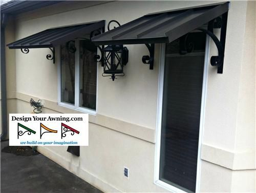 Projects Gallery Of Metal Awnings Cottage Remodel In 2018 Pinterest Awning Doors And Canopy
