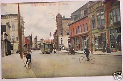 Vanished Manistee: Hometown Manistee, Michigan History, Beautiful Places, Manistee Michigan, Vintage Manistee, Vanished Manistee