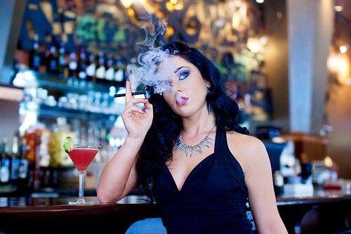 No Smoking, Just Vaping