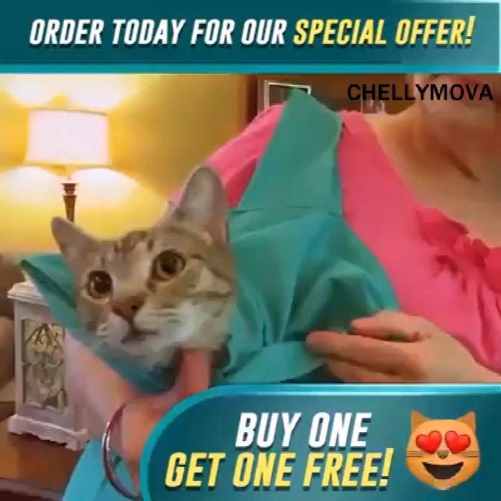 Cat Travel Pouch (atmungsaktives Gewebe) (Zwei Teile sind günstiger als ein Teil)