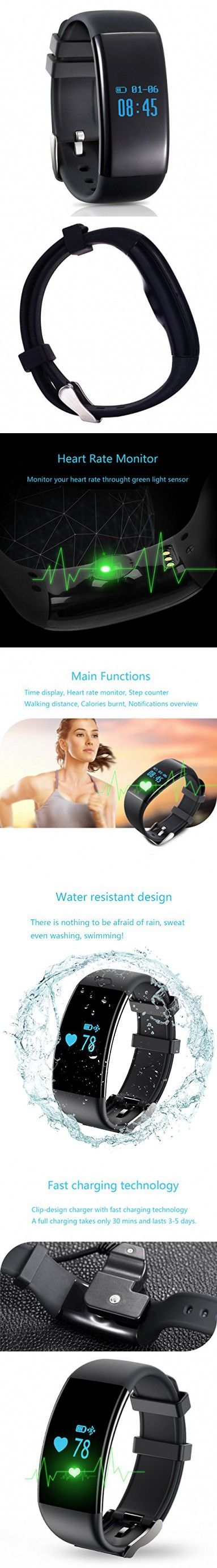 Heart rate apps such as pulse phone and heart rate - B3366d961282d797cd1031b5840d0157 Fitness Watch Heart Rate Monitor Jpg