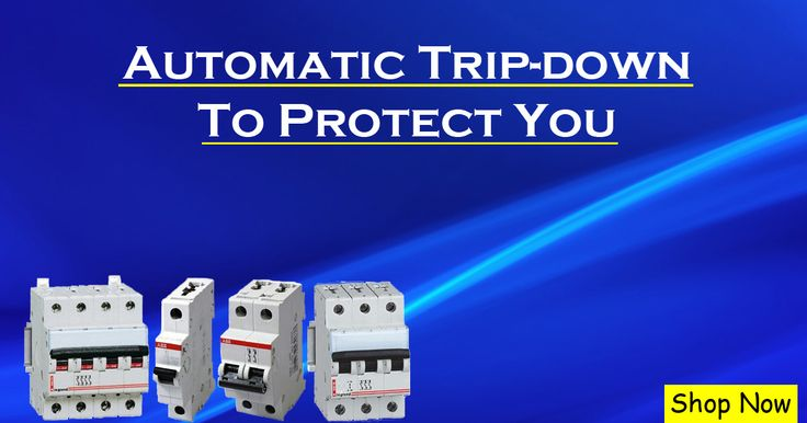 #SafetyTip MCB is an electro-mechanical device that protects against short-circuit, overload or faulty wiring in your premises. Hence it is essential to select the right device to save yourself and your family. Get it now @ http://tinyurl.com/ojov9mp